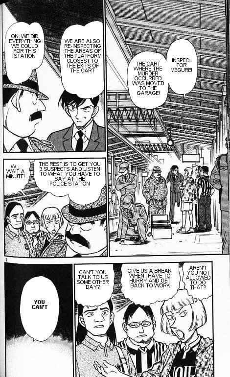Detective Conan Chapter 346  Online Free Manga Read Image 2