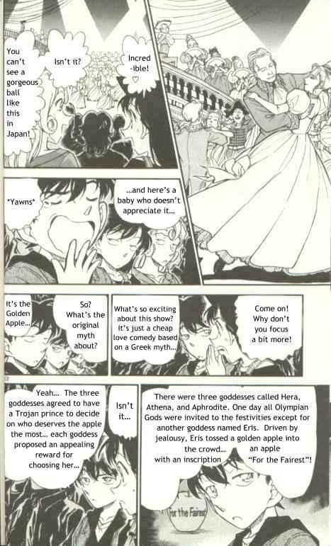 Detective Conan Chapter 351  Online Free Manga Read Image 12