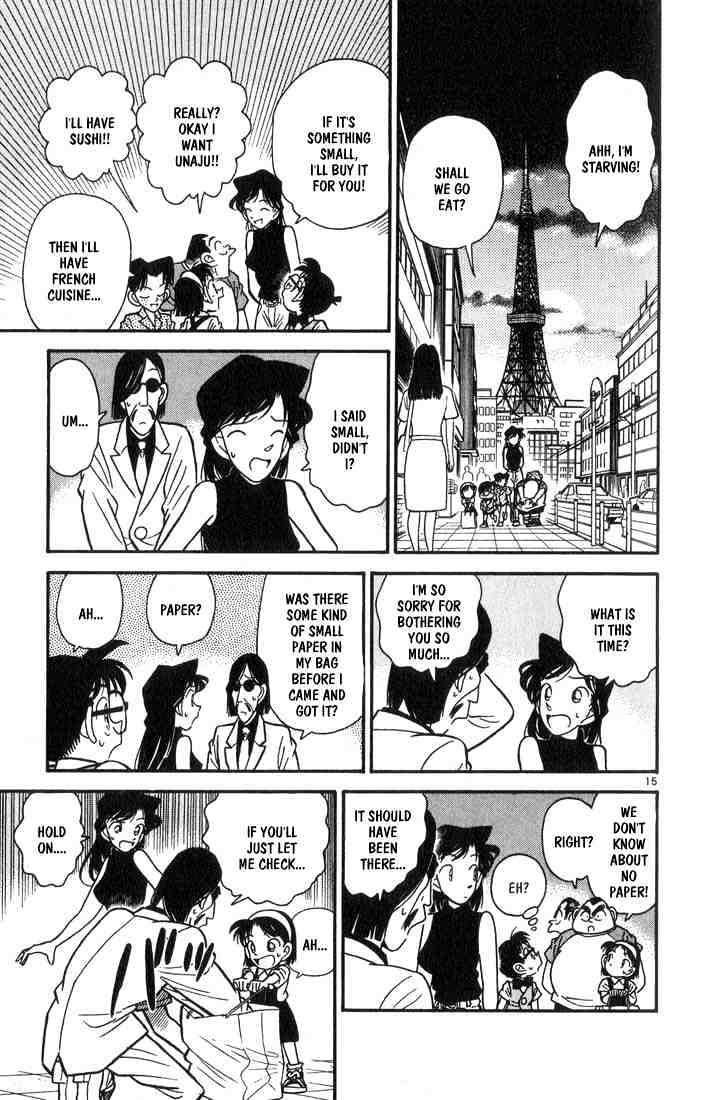 Detective Conan Chapter 36  Online Free Manga Read Image 15
