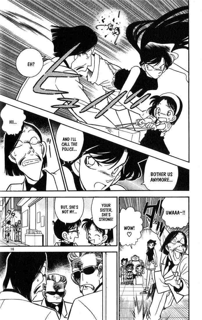 Detective Conan Chapter 36  Online Free Manga Read Image 16