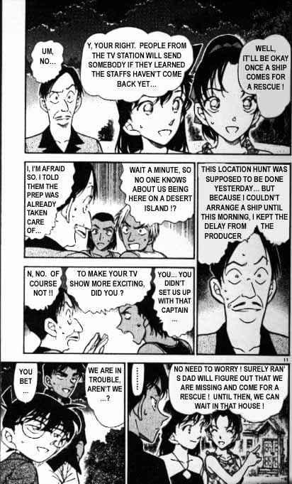Detective Conan Chapter 362  Online Free Manga Read Image 11