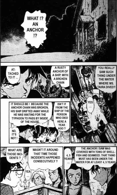 Detective Conan Chapter 362  Online Free Manga Read Image 13