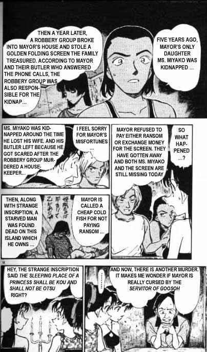 Detective Conan Chapter 362  Online Free Manga Read Image 14