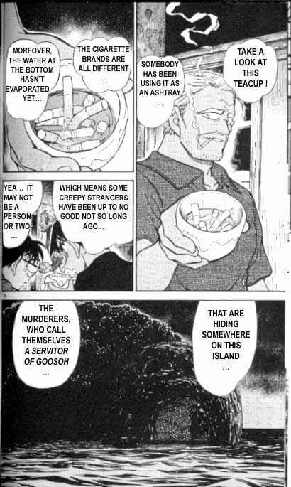 Detective Conan Chapter 362  Online Free Manga Read Image 16