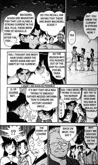 Detective Conan Chapter 362  Online Free Manga Read Image 9
