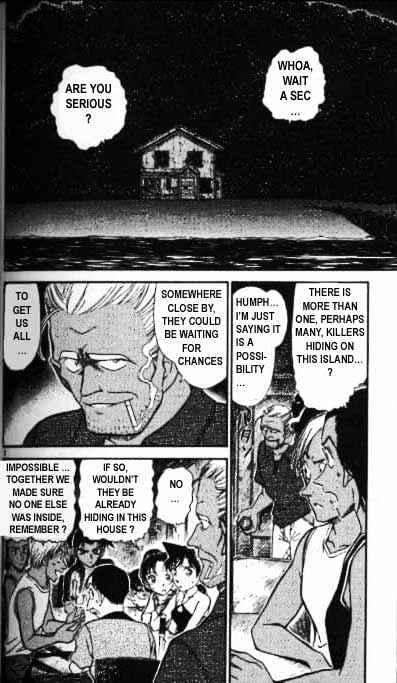 Detective Conan Chapter 363  Online Free Manga Read Image 2