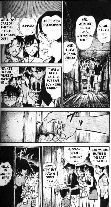 Detective Conan Chapter 363  Online Free Manga Read Image 4