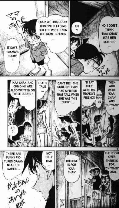 Detective Conan Chapter 363  Online Free Manga Read Image 9