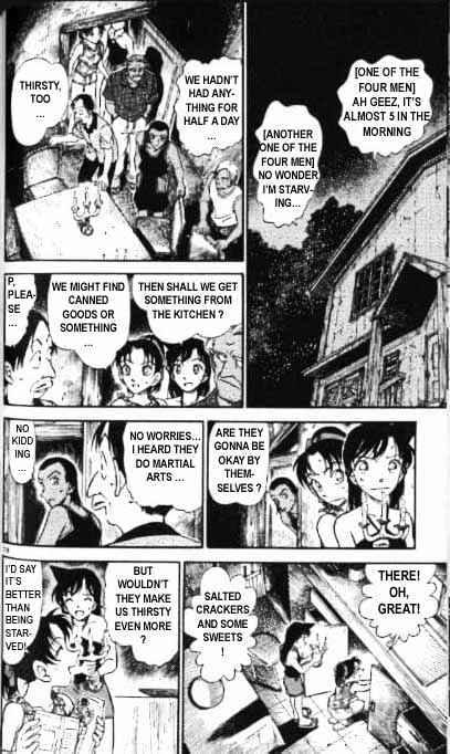 Detective Conan Chapter 364  Online Free Manga Read Image 10