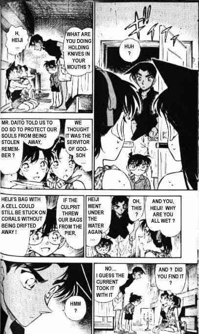 Detective Conan Chapter 364  Online Free Manga Read Image 12