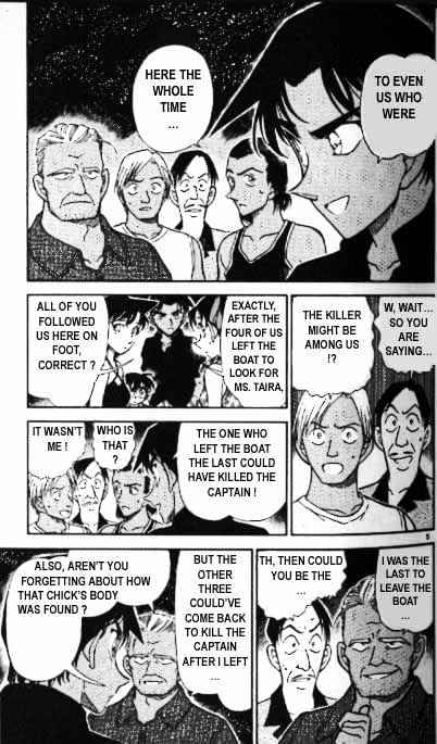 Detective Conan Chapter 364  Online Free Manga Read Image 5