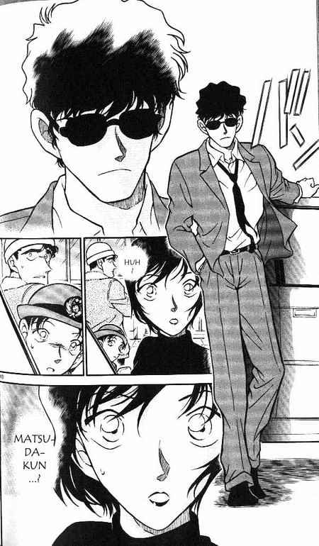 Detective Conan Chapter 366  Online Free Manga Read Image 9