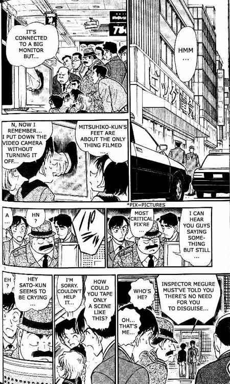 Detective Conan Chapter 367  Online Free Manga Read Image 10