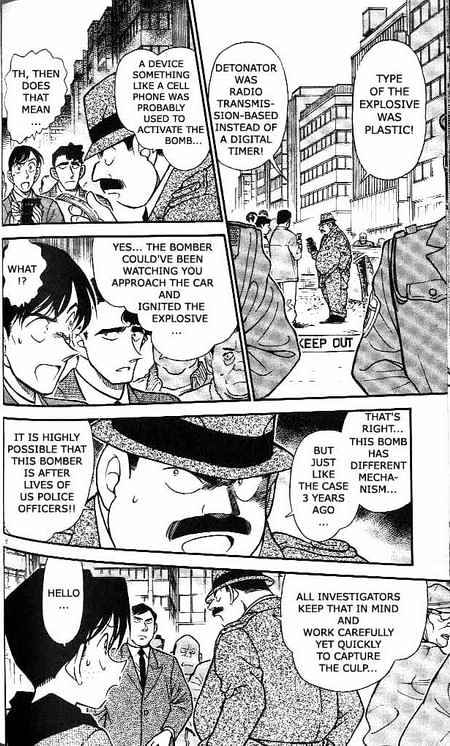 Detective Conan Chapter 367  Online Free Manga Read Image 8