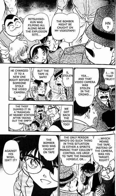 Detective Conan Chapter 367  Online Free Manga Read Image 9