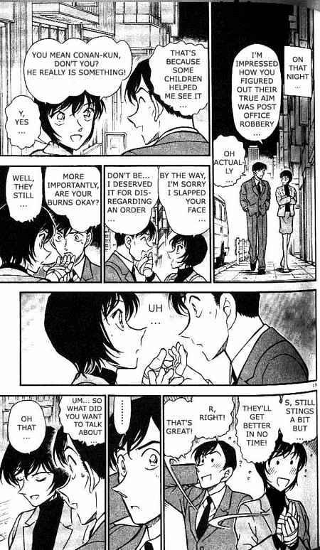 Detective Conan Chapter 368  Online Free Manga Read Image 15
