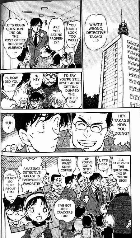 Detective Conan Chapter 368  Online Free Manga Read Image 18