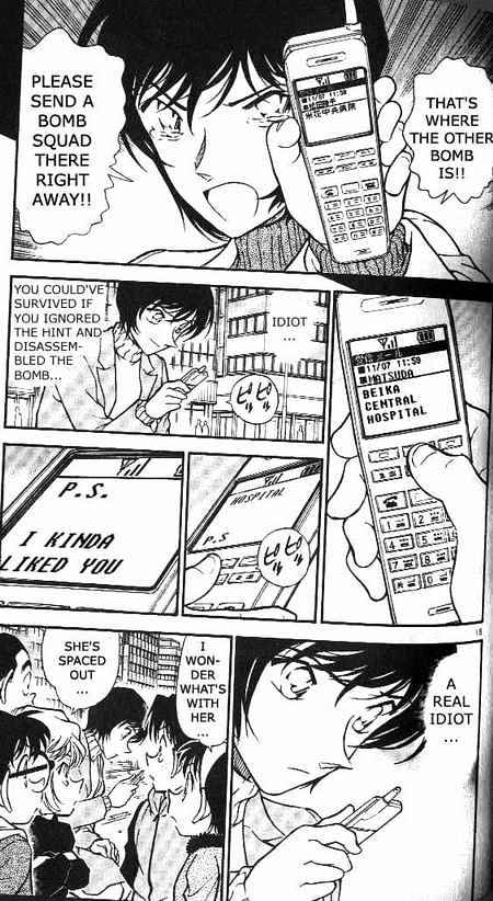 Detective Conan Chapter 369  Online Free Manga Read Image 15