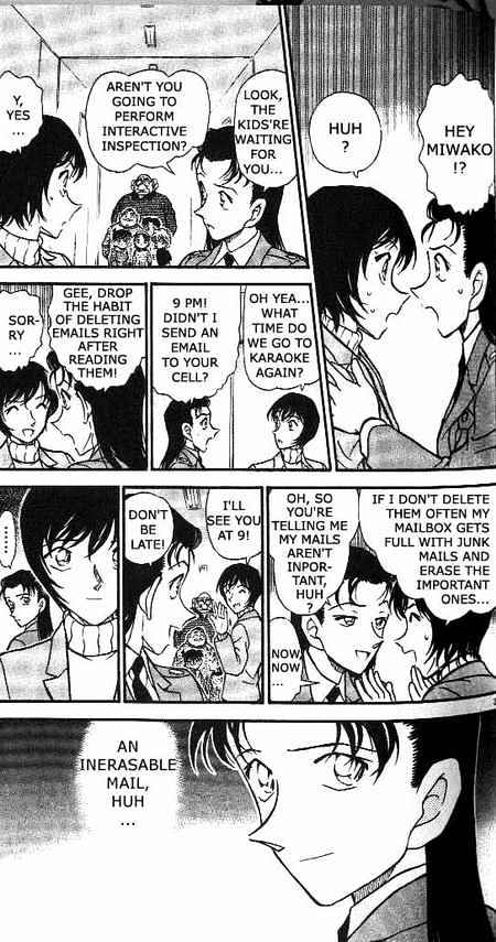 Detective Conan Chapter 369  Online Free Manga Read Image 3