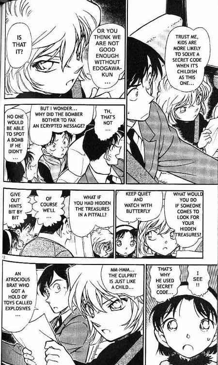 Detective Conan Chapter 370  Online Free Manga Read Image 12