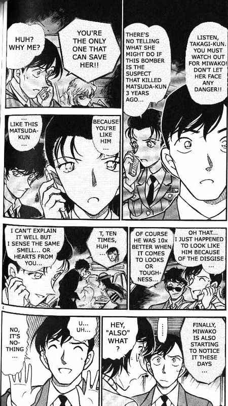Detective Conan Chapter 371  Online Free Manga Read Image 4