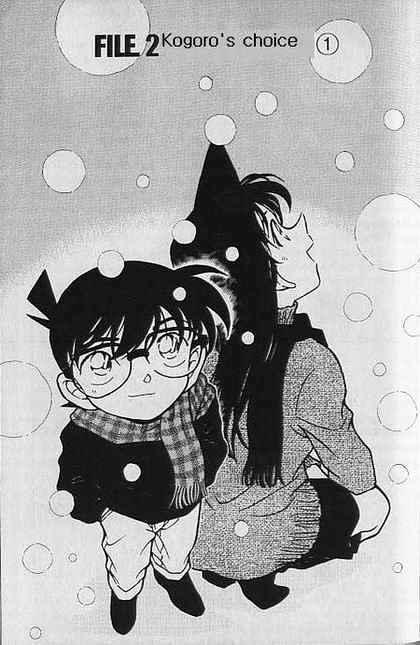 Detective Conan Chapter 374  Online Free Manga Read Image 1
