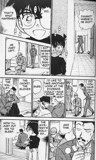 Detective Conan Chapter 375  Online Free Manga Read Image 15