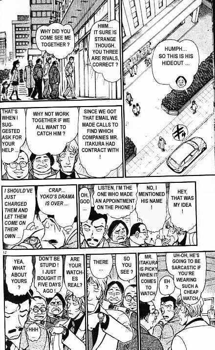 Detective Conan Chapter 377  Online Free Manga Read Image 12