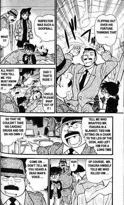 Detective Conan Chapter 379  Online Free Manga Read Image 4