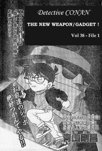 Detective Conan Chapter 383  Online Free Manga Read Image 1