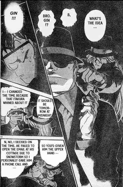 Detective Conan Chapter 383  Online Free Manga Read Image 10