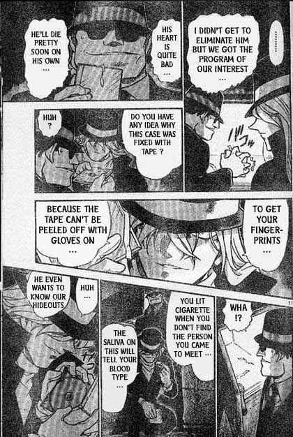 Detective Conan Chapter 383  Online Free Manga Read Image 11