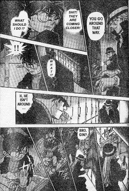 Detective Conan Chapter 383  Online Free Manga Read Image 13