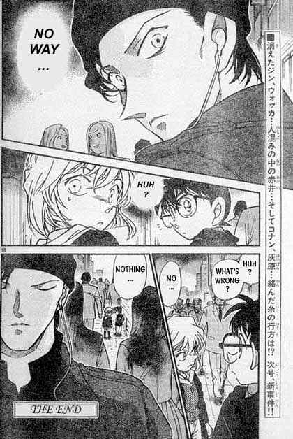 Detective Conan Chapter 383  Online Free Manga Read Image 18