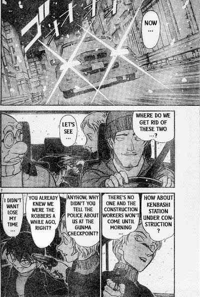 Detective Conan Chapter 383  Online Free Manga Read Image 2