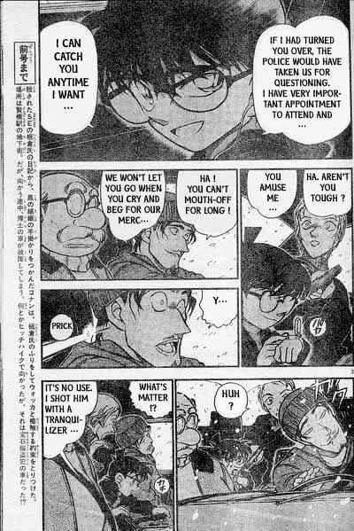 Detective Conan Chapter 383  Online Free Manga Read Image 3