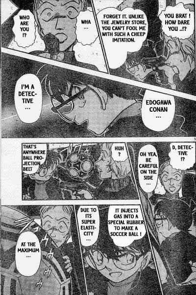 Detective Conan Chapter 383  Online Free Manga Read Image 5