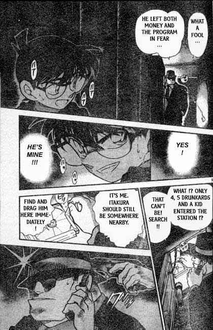 Detective Conan Chapter 383  Online Free Manga Read Image 9