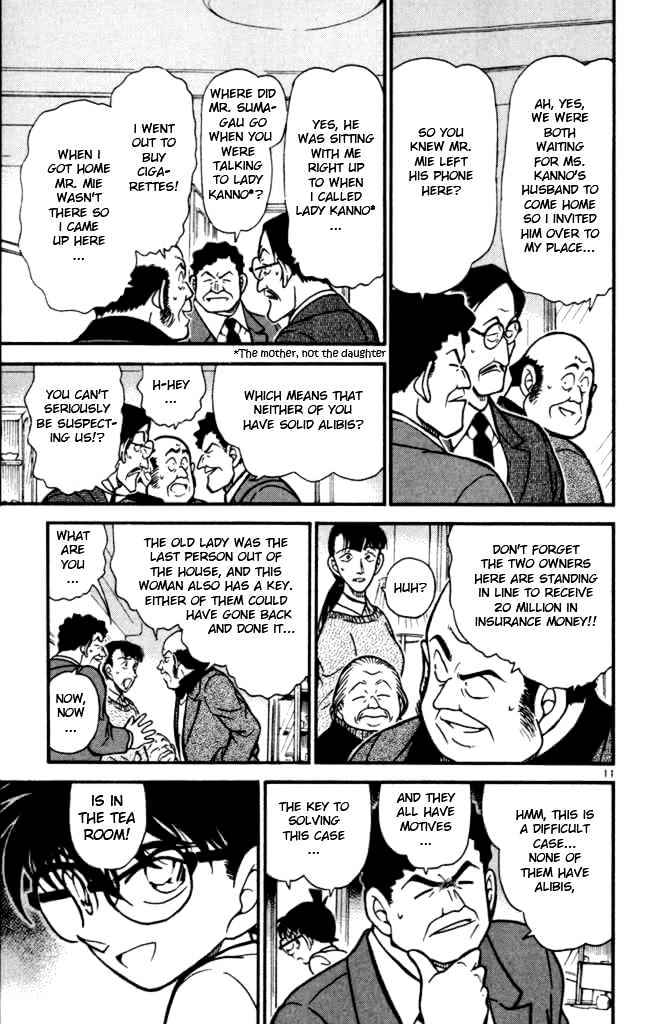 Detective Conan Chapter 385  Online Free Manga Read Image 11