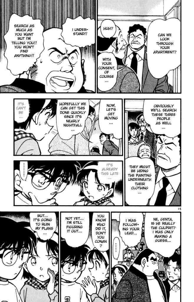 Detective Conan Chapter 385  Online Free Manga Read Image 15