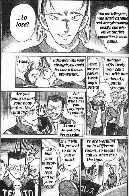 Detective Conan Chapter 387  Online Free Manga Read Image 11