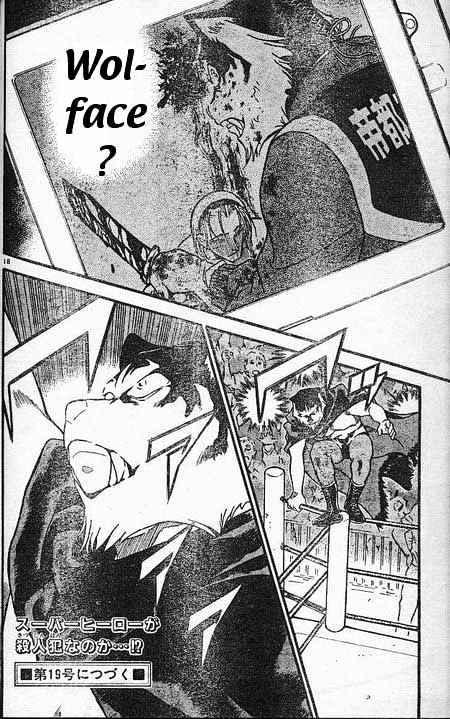 Detective Conan Chapter 387  Online Free Manga Read Image 18