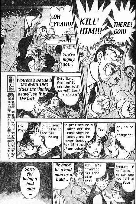 Detective Conan Chapter 387  Online Free Manga Read Image 5