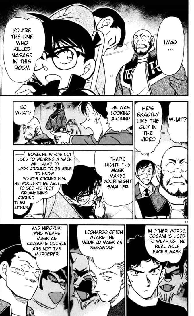 Detective Conan Chapter 389  Online Free Manga Read Image 11