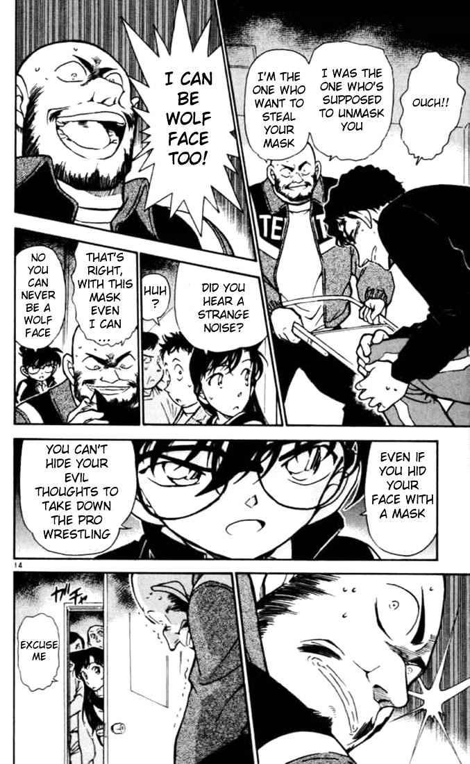 Detective Conan Chapter 389  Online Free Manga Read Image 14