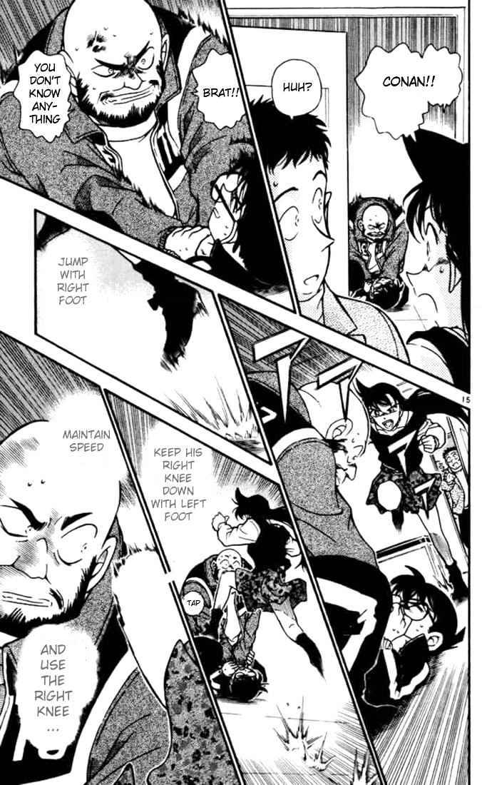 Detective Conan Chapter 389  Online Free Manga Read Image 15