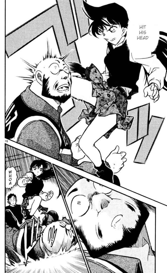 Detective Conan Chapter 389  Online Free Manga Read Image 16