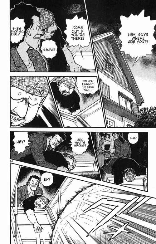 Detective Conan Chapter 392  Online Free Manga Read Image 14