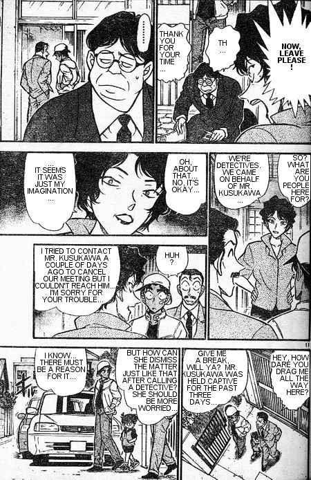 Detective Conan Chapter 393  Online Free Manga Read Image 11