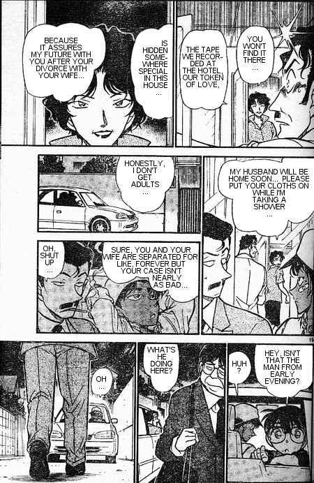 Detective Conan Chapter 393  Online Free Manga Read Image 15